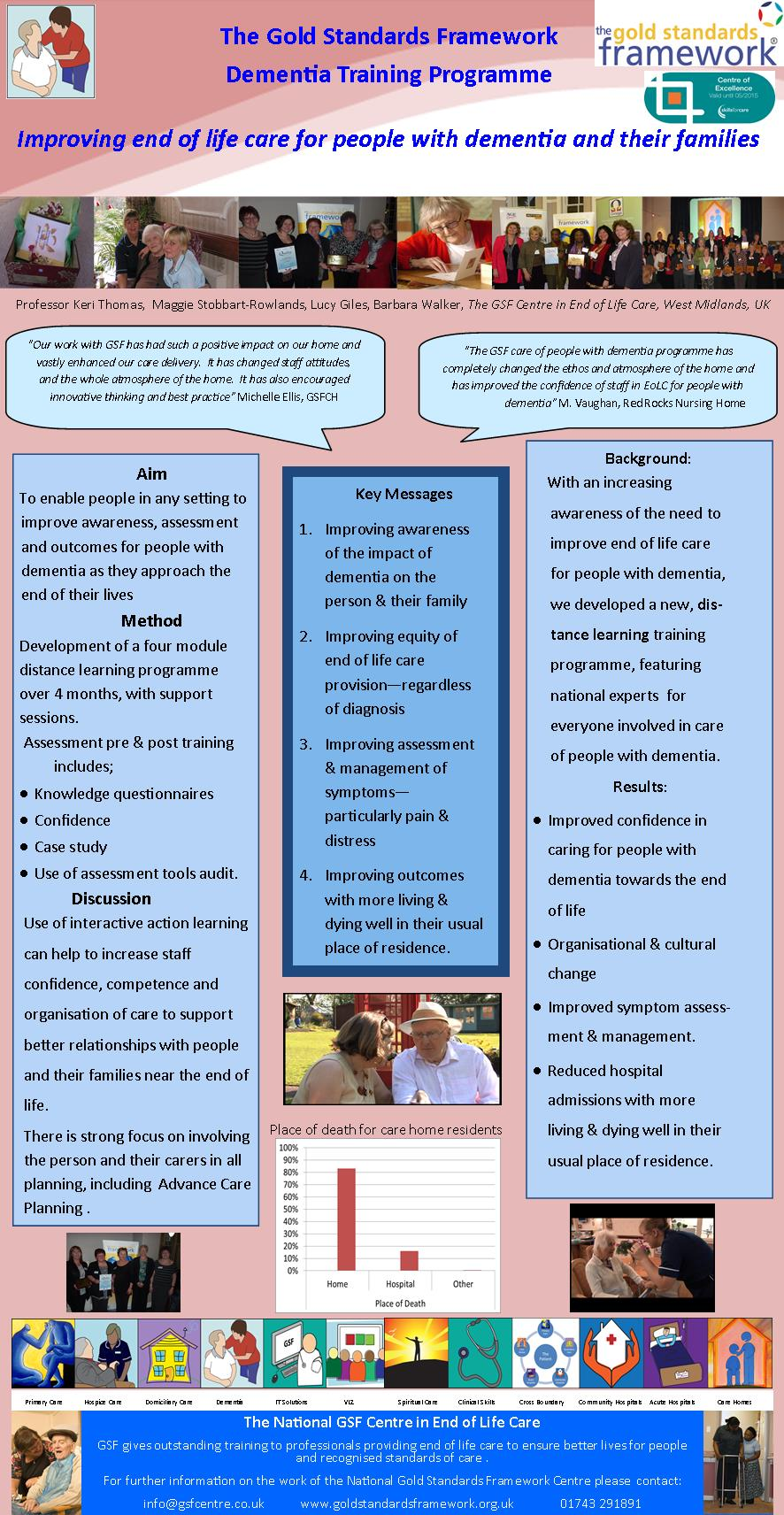 relationship centered model of care in dementia and the six senses framework essay