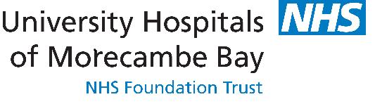 Gold Standard Framework - University Hospitals of Morecambe